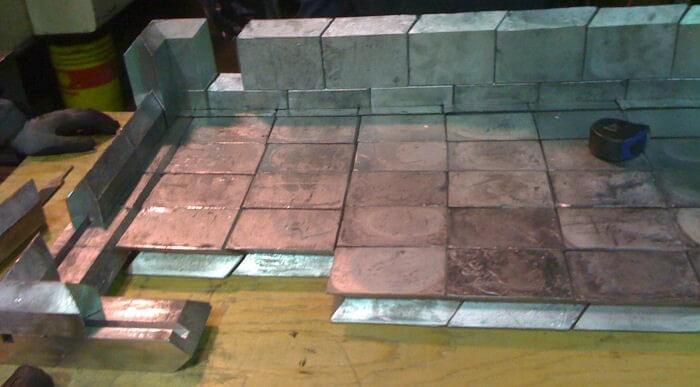 Lead Lead Bricks and Blocks