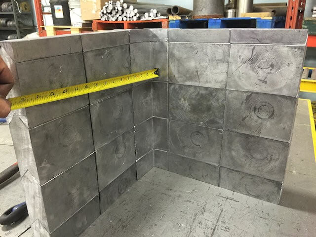 Custom Lead Bricks-Projects