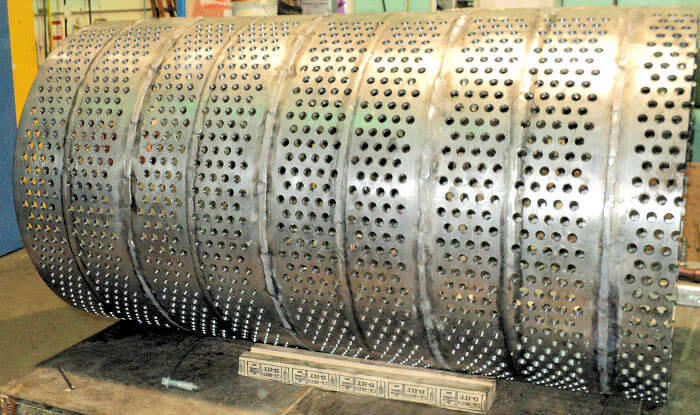 Custom Lead Grid / Basket Anodes