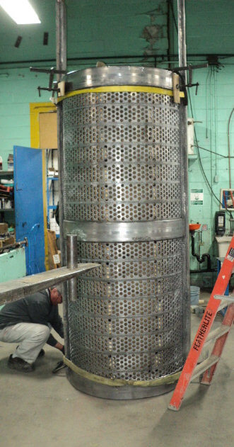 Grid Anodes