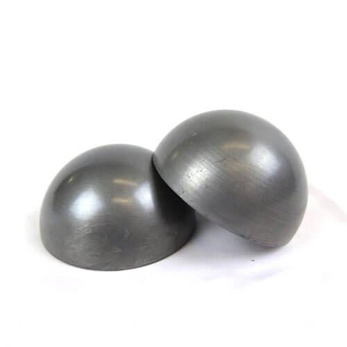 lead semi-spheres