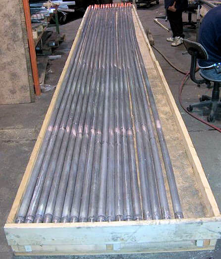 Anodes - Projects