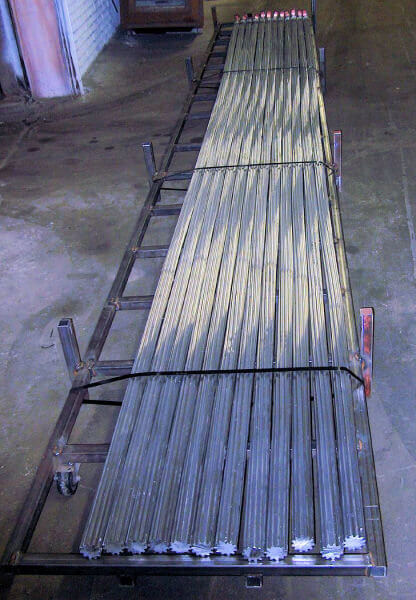 Custom Lead Extrusions-Projects: